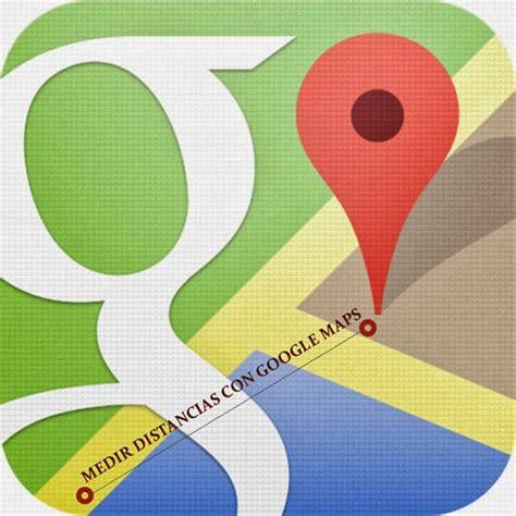 Cómo medir distancias con Google Maps | Recursos Gratis en ...