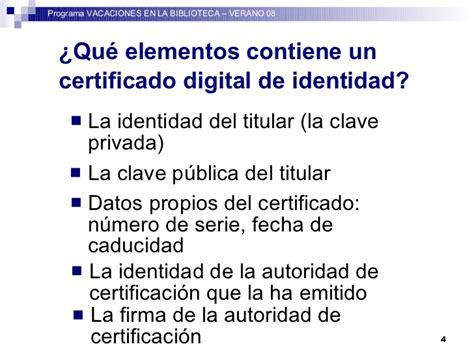 Como Obtener El Certificado Digital