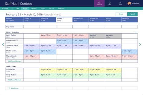 Cómo organizar horarios y turnos de trabajo   Tecon