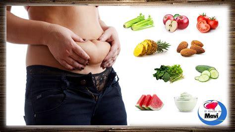 Como perder barriga - Los mejores alimentos para bajar la ...