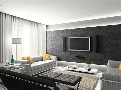 Como pintar un salón moderno y contemporáneo   Mil Ideas ...