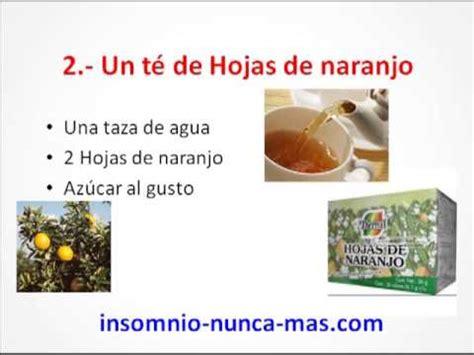 como poder dormir bien 10 remedios infalibles para curar ...