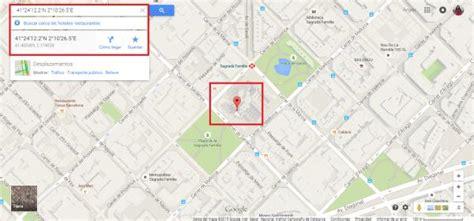 Cómo poner coordenadas en Google Maps   4 pasos