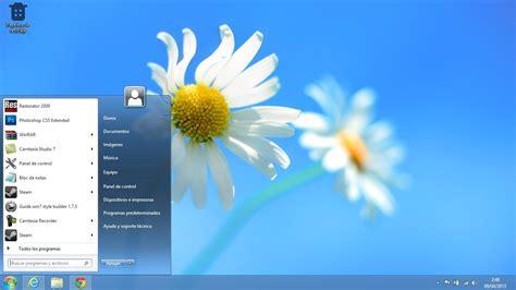 como poner Menu inicio en windows 8   YouTube
