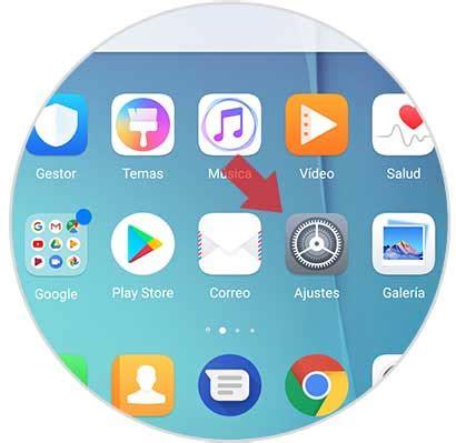 Cómo poner texto de ayuda en pantalla de bloqueo Huawei ...