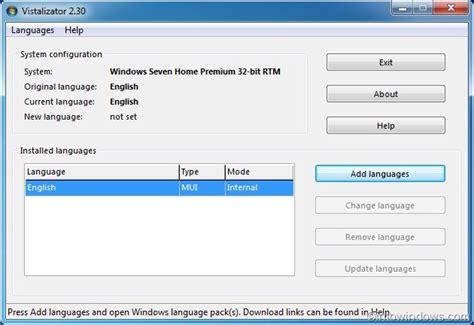 como poner windows 7 home premiun en espanol   Ciencia y ...