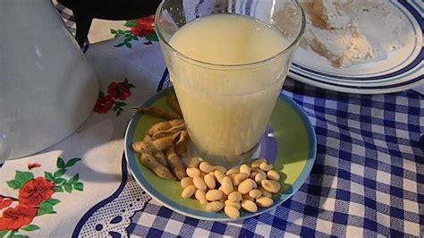 Como preparar jugo de soja ( soya ) - YouTube