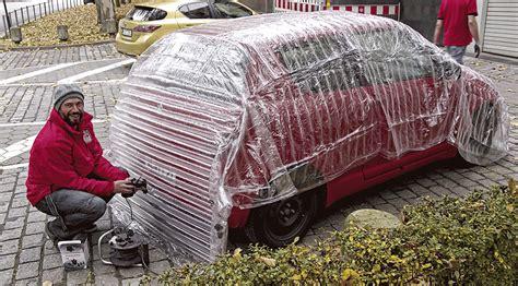 Cómo proteger tu coche del frío    Autobild.es