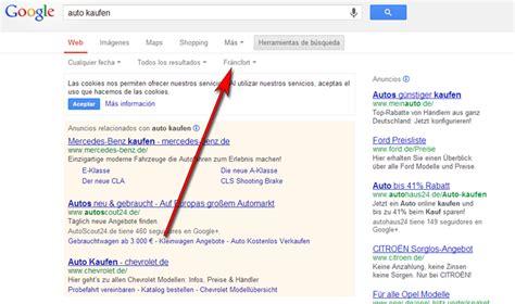Cómo puedo hacer para buscar en google como si estuviera ...