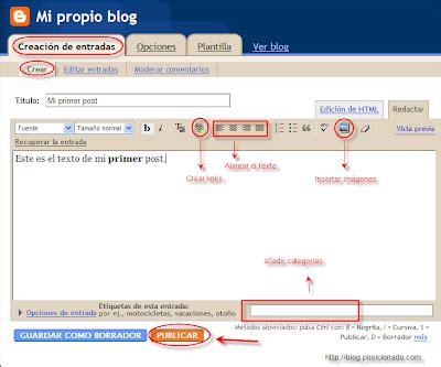 ¿como puedo publicar videos e imagenes en mi blogspot ...