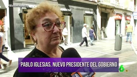 ¿Cómo reaccionarías si Pablo Iglesias fuera presidente?