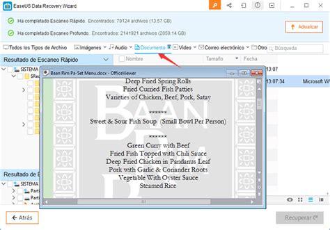 ¿Cómo recuperar archivos borrados en Windows 10/8? – EaseUS