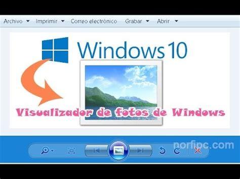 Cómo recuperar el Visualizador de fotos clásico de Windows ...