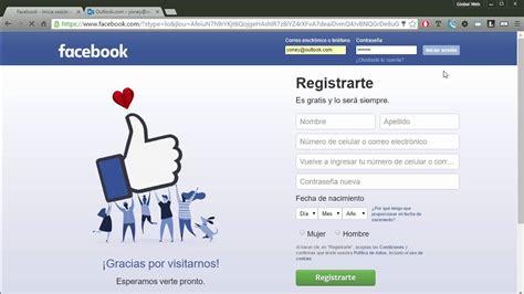Cómo recuperar mi contraseña en Facebook - YouTube