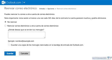 Cómo reenviar correo desde Gmail y Outlook » Definición