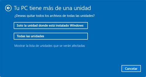 Cómo restaurar Windows 10 Anniversary Update en caso de ...
