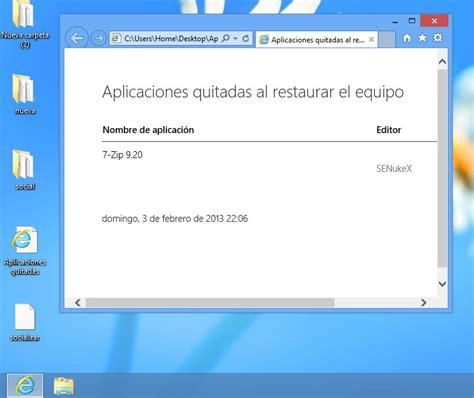 Como restaurar Windows 8 a su estado original sin instalar ...