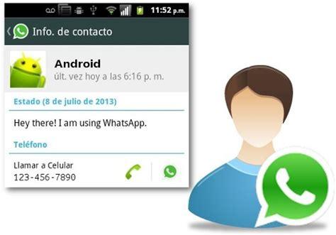 ¿Cómo saber si te bloquean en WhatsApp?