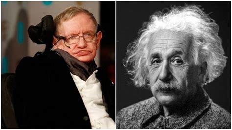 ¿Cómo se conecta la vida de Stephen Hawking a la de Albert ...