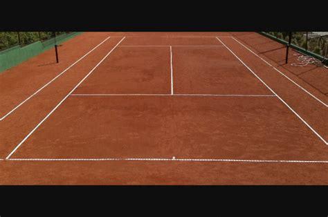 ¿Cómo se construye una pista de tenis? - Pavimentos Pavipor