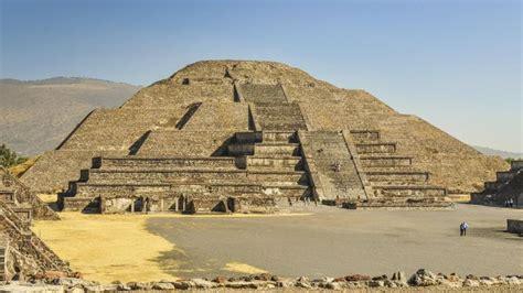 ¿Cómo se construyeron las pirámides aztecas? - VIX
