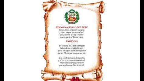 ¿Cómo se creó el Himno Nacional del Perú? | LaRepublica.pe