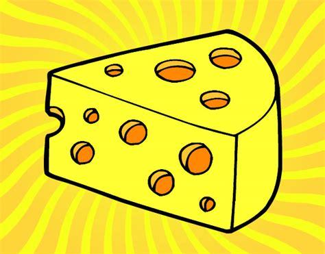 Como se dibuja un queso   Imagui