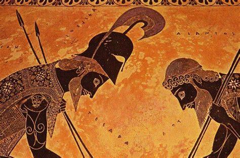 ¿Cómo se distraían los héroes de la Ilíada? | La tortuga ...
