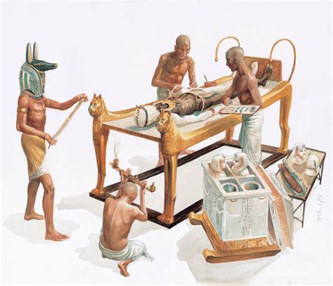 ¿Cómo se hacían las momias? ~ Misión curiosity