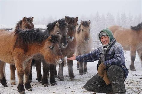 ¿Cómo se vive a -62ºC en el pueblo más frío del mundo ...