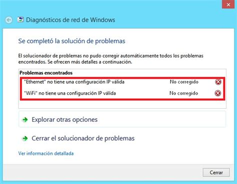 Como solucionar el error WiFi no tiene una configuración ...