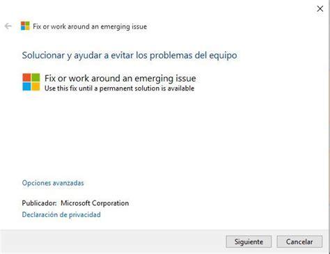 Como solucionar el problema de acceso a la Configuración ...