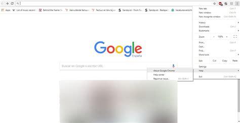 Cómo tener Chrome siempre actualizado a la última versión