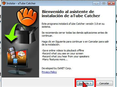 Cómo usar aTube Catcher para descargar la música de un ...