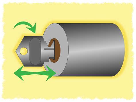 Cómo usar el método bumping para abrir una cerradura