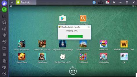 Cómo usar emulador Android para Windows con BlueStack App ...