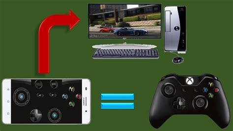 ¿COMO USAR TU ANDROID COMO JOYSTICK PARA PC WINDOWS?   YouTube