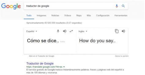 Cómo utilizar el traductor de Google y también en Whatsapp