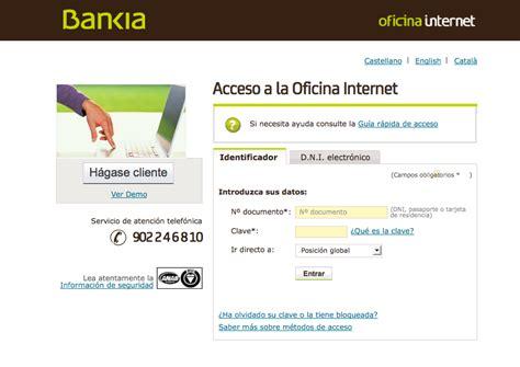 Cómo utilizar tu banco en Internet