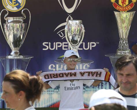 Cómo ver el Real Madrid   Manchester United de la ...