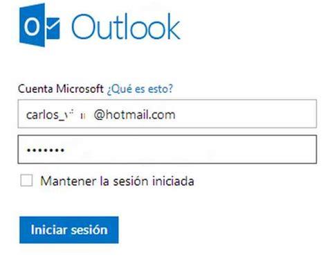 Como ver mi correo hotmail | Hotmail inicio