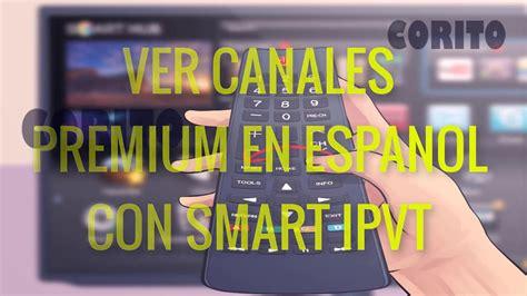 Como ver tv GRATIS online en Smart tv I NUEVAS SERIES de ...