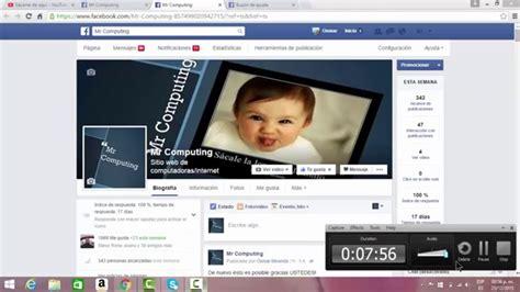 Como Verificar Una Página o Perfil de Facebook 2016 | Como ...