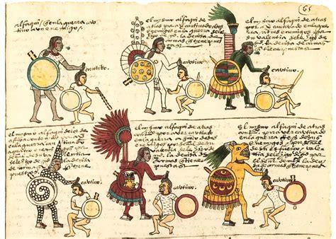COMO VIVIAN LOS AZTECAS