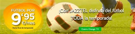 Comparativa de ofertas de fútbol en Movistar, Orange y ...
