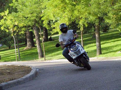 Comparativa scooter - autocity