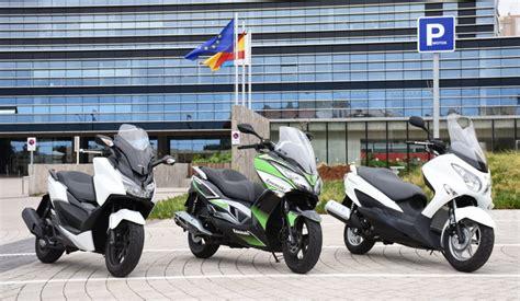 Comparativa Scooters GT 125cc, las apariencias son ...