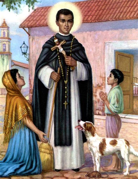 Compartiendo por amor: San Martín de Porres