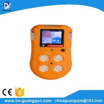 Competitivo Precio Bx616 Portátil 4 detector Sistema De ...