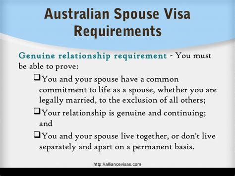 Complete Guideline of Spouse and De-Facto Visa For Australia